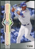 2007 Upper Deck Ultimate Collection #8 Derrek Lee /450