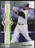 2007 Upper Deck Ultimate Collection #14 Todd Helton /450
