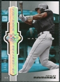 2007 Upper Deck Ultimate Collection #17 Hanley Ramirez /450