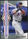 2007 Upper Deck Ultimate Collection #33 Carlos Beltran /450