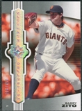 2007 Upper Deck Ultimate Collection #44 Barry Zito /450