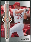 2007 Upper Deck Ultimate Collection #49 Scott Rolen /450