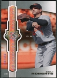 2007 Upper Deck Ultimate Collection #55 Brian Roberts /450