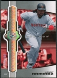 2007 Upper Deck Ultimate Collection #58 Manny Ramirez /450