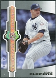2007 Upper Deck Ultimate Collection #83 Roger Clemens /450