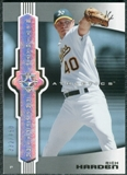 2007 Upper Deck Ultimate Collection #84 Rich Harden /450