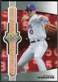 2007 Upper Deck Ultimate Collection #94 Michael Young /450