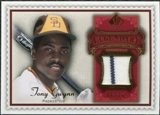 2009 Upper Deck SP Legendary Cuts Legendary Memorabilia Red #TG Tony Gwynn /75