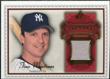 2009 Upper Deck SP Legendary Cuts Legendary Memorabilia Red #TM2 Tino Martinez /75