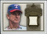 2009 Upper Deck SP Legendary Cuts Legendary Memorabilia Brown #GP3 Gaylord Perry /50