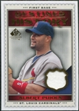 2009 Upper Deck SP Legendary Cuts Destined for History Memorabilia #AP Albert Pujols