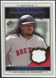 2009 Upper Deck SP Legendary Cuts Destined for History Memorabilia #RA Manny Ramirez