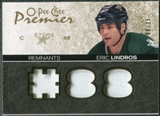 2007/08 Upper Deck OPC Premier Remnants Triples Patches #PREL Eric Lindros /35