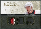 2007/08 Upper Deck OPC Premier Remnants Triples Patches #PRJS Jason Spezza /35