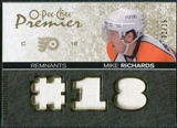 2007/08 Upper Deck OPC Premier Remnants Triples Patches #PRMI Mike Richards /35