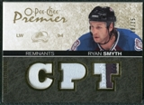 2007/08 Upper Deck OPC Premier Remnants Triples Patches #PRRS Ryan Smyth /35