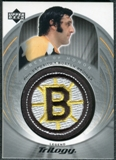 2003/04 Upper Deck Trilogy #141 Phil Esposito Crest Of Honor COH Patch