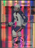 1999/00 Upper Deck SPx #174 Tim Connolly Autograph /1999