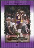 2000 Upper Deck Lakers Master Collection #9 Michael Cooper /300