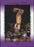 2000 Upper Deck Lakers Master Collection #12 Jamaal Wilkes /300