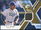 2009 Upper Deck SPx Game Patch #GJBU B.J. Upton /99