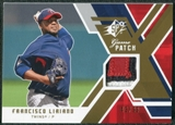 2009 Upper Deck SPx Game Patch #GJFL Francisco Liriano /99