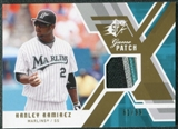 2009 Upper Deck SPx Game Patch #GJHR Hanley Ramirez /99