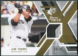 2009 Upper Deck SPx Game Patch #GJJT Jim Thome /99
