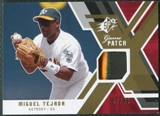 2009 Upper Deck SPx Game Patch #GJMT Miguel Tejada /99