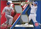 2009 Upper Deck SPx Flashback Fabrics #FFJE Jim Edmonds