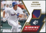 2009 Upper Deck SPx Winning Materials Patch #WMMT Mark Teixeira /99