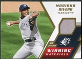 2009 Upper Deck SPx Winning Materials #WMMR Mariano Rivera