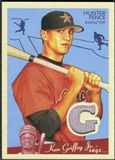 2008 Upper Deck Goudey Memorabilia #HP Hunter Pence