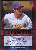 2009 Upper Deck Inkredible #RT Ryan Theriot Autograph
