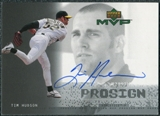 2000 Upper Deck MVP ProSign #TH Tim Hudson Autograph
