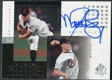 2000 Upper Deck SP Authentic Chirography #MRI Matt Riley Autograph