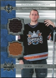 2006/07 Upper Deck Ultimate Collection Ultimate Debut Threads Jerseys #DJEF Eric Fehr /150