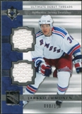 2006/07 Upper Deck Ultimate Collection Ultimate Debut Threads Jerseys #DJJI Jarkko Immonen /150