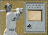 2001 Upper Deck SP Legendary Cuts Game Bat #BRY Robin Yount