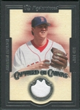 2007 Upper Deck UD Masterpieces Captured on Canvas #PA Jonathan Papelbon