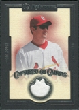 2007 Upper Deck UD Masterpieces Captured on Canvas #SR Scott Rolen