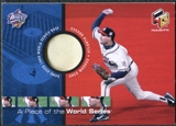 2000 Upper Deck HoloGrFX A Piece of the Series #PS4 Greg Maddux
