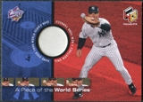 2000 Upper Deck HoloGrFX A Piece of the Series #PS7 Tino Martinez
