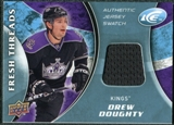 2009/10 Upper Deck Ice Fresh Threads #FTDD Drew Doughty