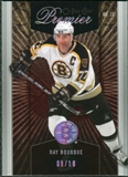 2009/10 Upper Deck OPC Premier Gold Spectrum #43 Ray Bourque 8/10