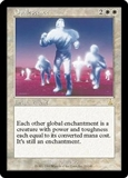 Magic the Gathering Urza's Destiny Single Opalescence FOIL