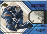 2000/01 Upper Deck Black Diamond Game Gear #CTS Tommy Salo Glove