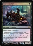 Magic the Gathering Dark Ascension Single Gravecrawler Foil (Buy a Box Promo)