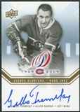 2008/09 Upper Deck Montreal Canadiens Centennial Habs INKS #HABSGT Gilles Tremblay SP Autograph