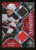 2007/08 Upper Deck SPx Spectrum #195 Rod Pelley Jersey /25